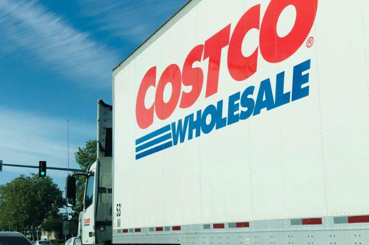 Costco Truck
