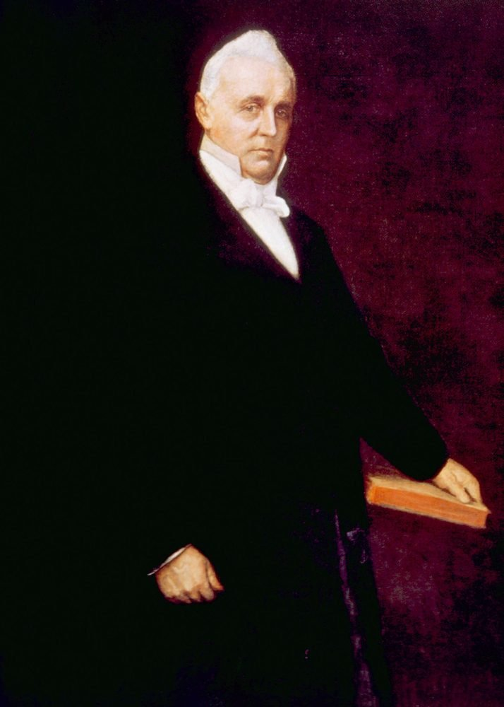 James Buchanan (1791-1868), American President (1857-1861)