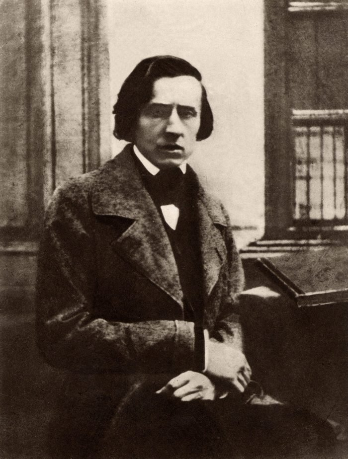 History Frederic Chopin (1810-1849) Polish composer and pianist C19