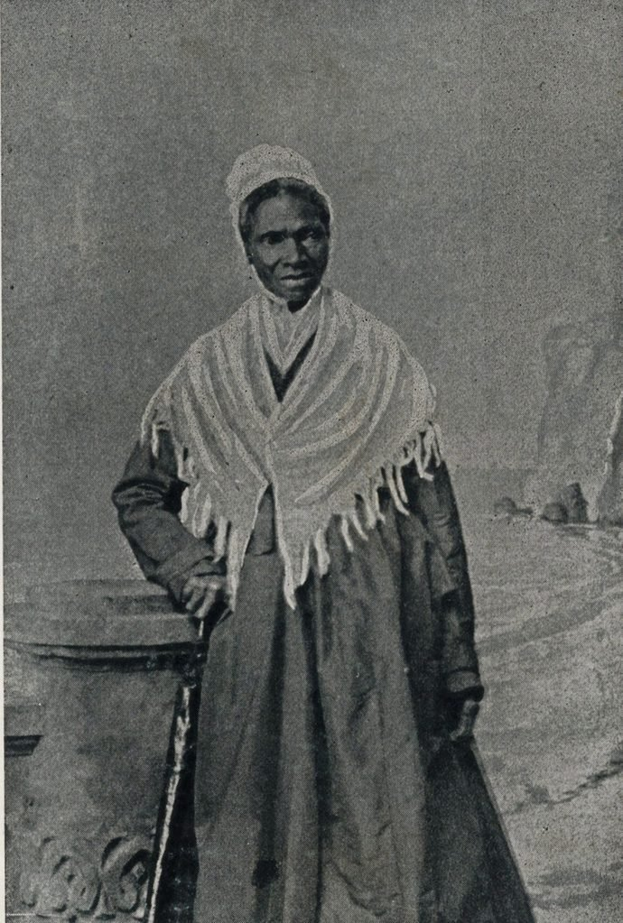 History Sojourner Truth, African American abolitionist and champion of women's rights. Born into slavery as Isabella Baumfree (1797-1883) she escaped to freedom in 1826. Changed her name in 1843.