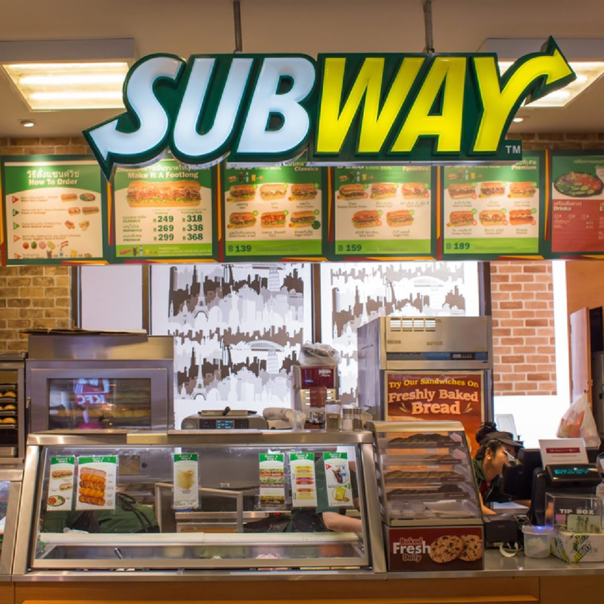 How 8 Famous Fast-Food Restaurants Got Their Names