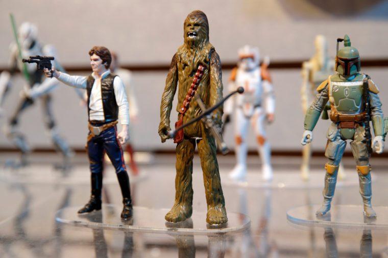 Toy Fair 2014, New York, USA