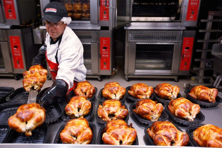 What Costco's Free Sample Employees Won't Tell You