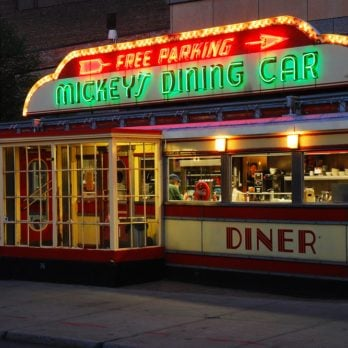 Here's the Real Reason Why Diners Look Like Train Cars