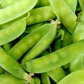 Freshly Picked Snow Peas