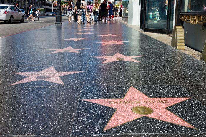 sharon stone hollywood star