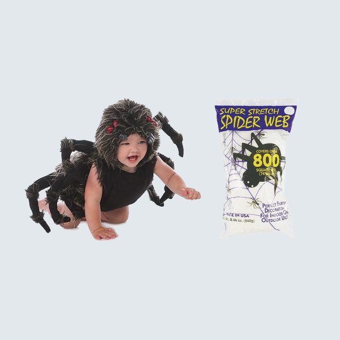 spider web costumes