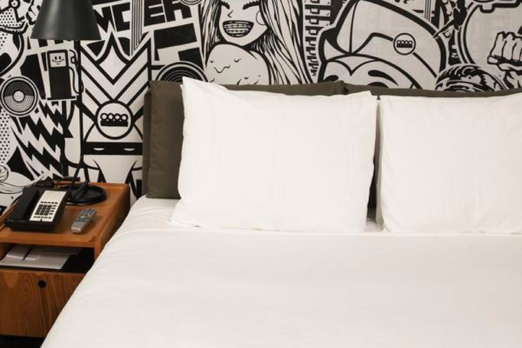 ace hotel bed