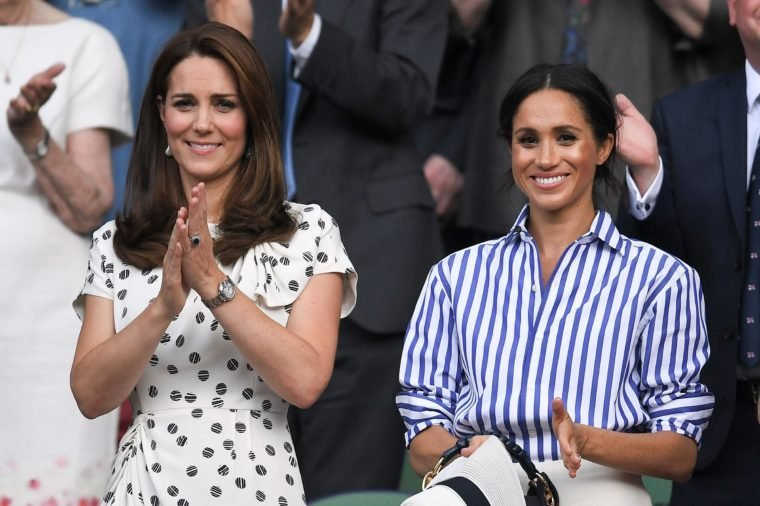 The One Color You'll Probably Never See Megan Markle or Kate Middleton Wear