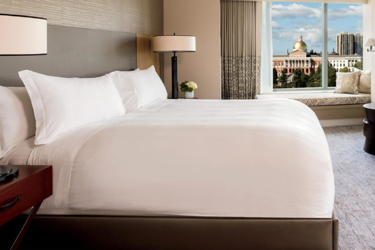 Hotels With The Most Comfortable Beds Reader S Digest
