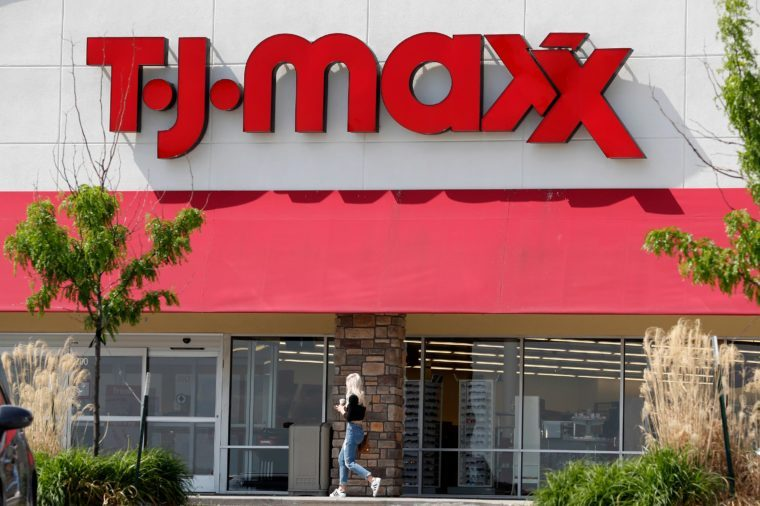 Here's Why TJ Maxx Has a Different Name in Europe