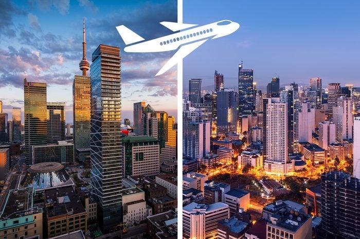 longest nonstop flights toronto to manila