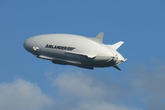 hybrid airlander 10