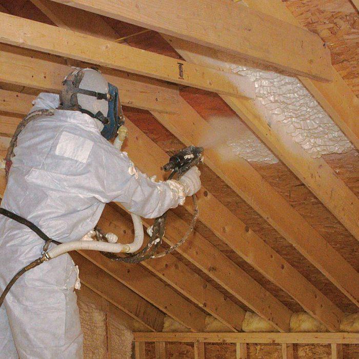 loose fill attic insulation