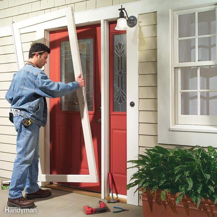 steel door replacement