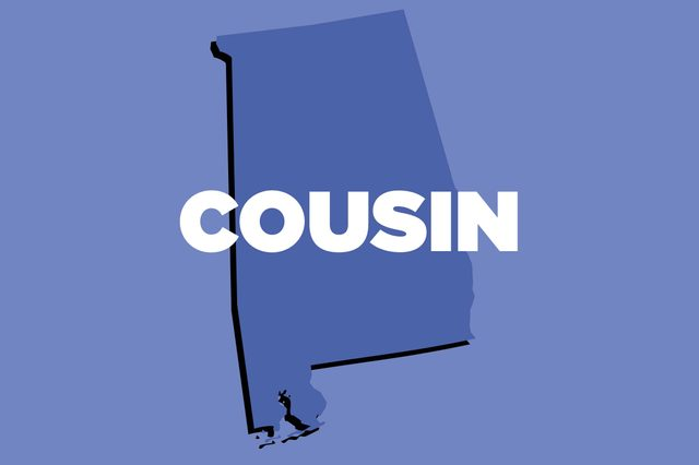cousin alabama