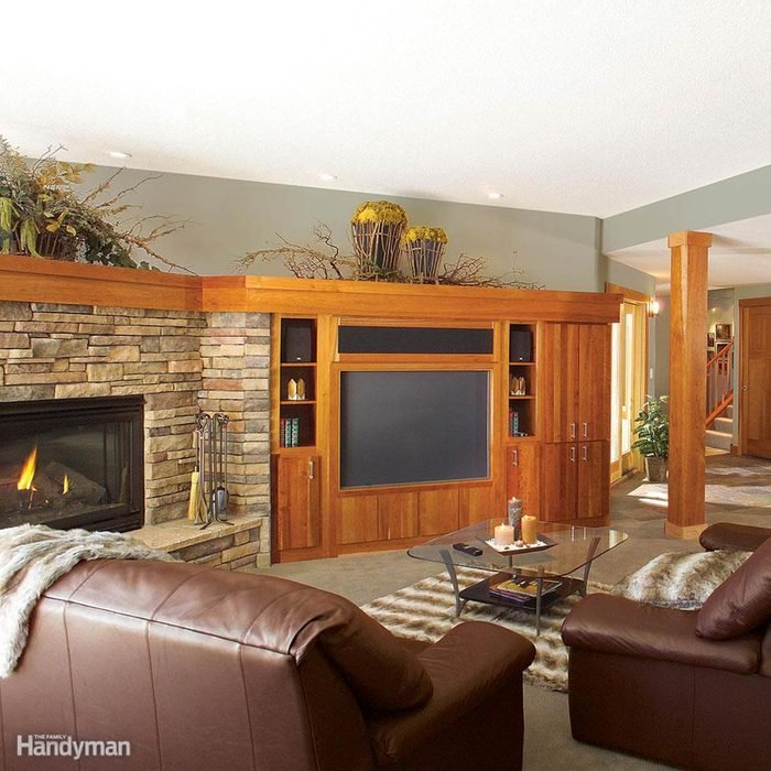 finished basement increases value