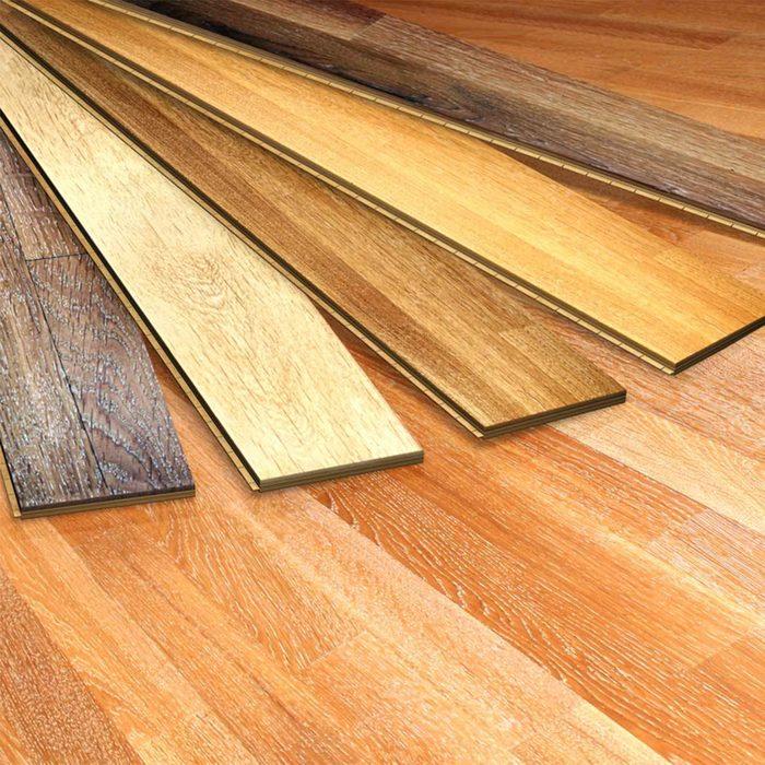 rip up carpeting and install hardwood