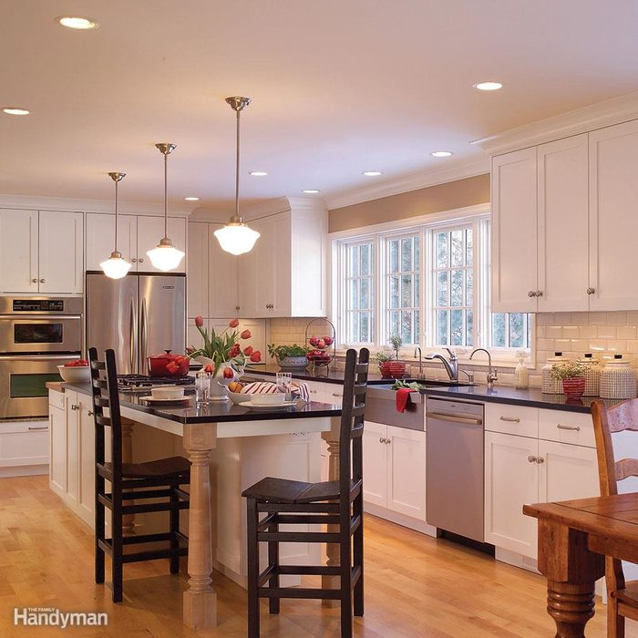 upgrade kitchen lighting