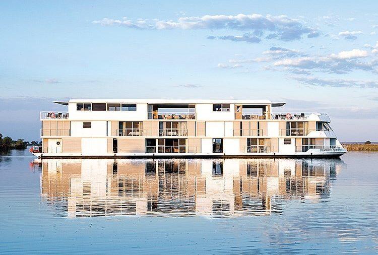 Africa Zambezi queen AMA waterways