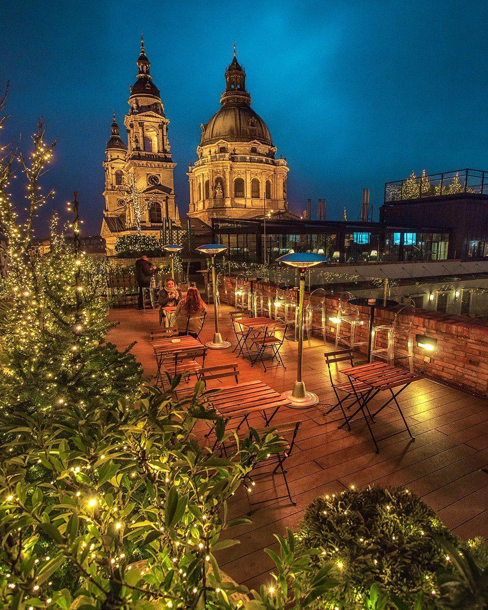 christmas budapest