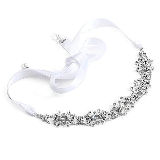 jeweled headband choker