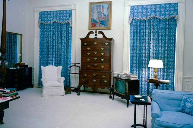 the president's bedroom