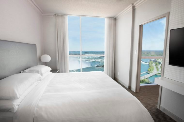 Which Is The Best Room For Falls View In Niagra