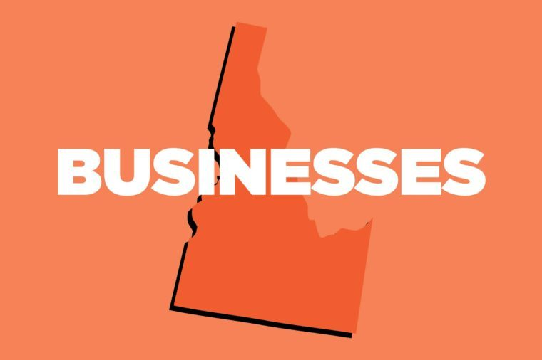 businesses idaho