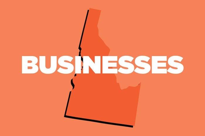 businesses idaho