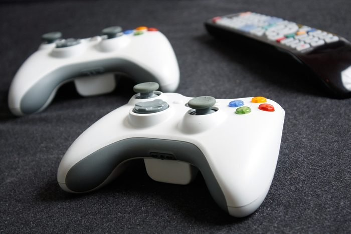 Computer game controllers