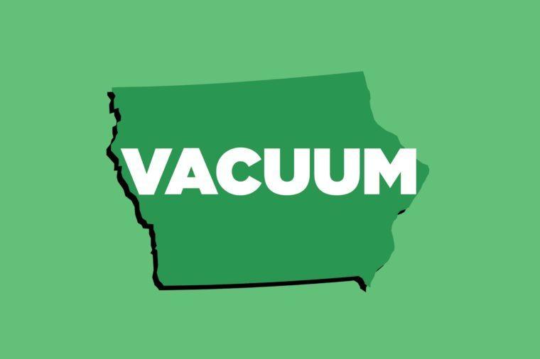 vacuum iowa