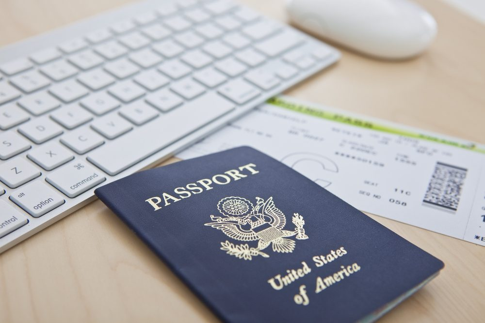 Passports and Boarding Pass