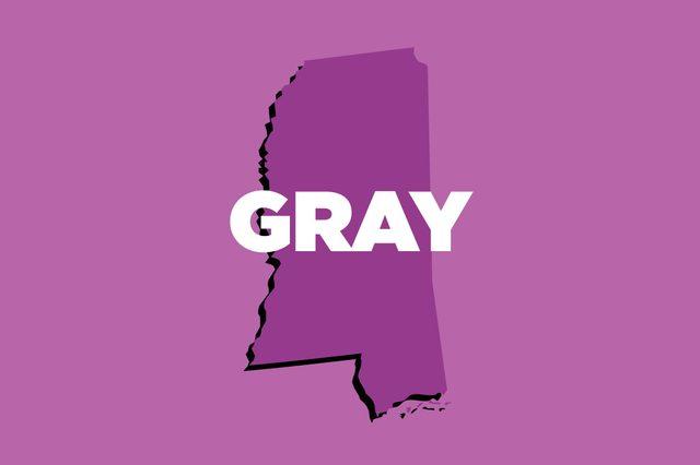 gray mississippi