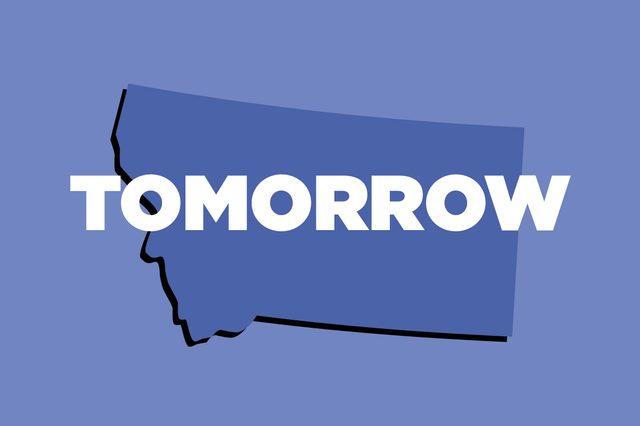 tomorrow montana