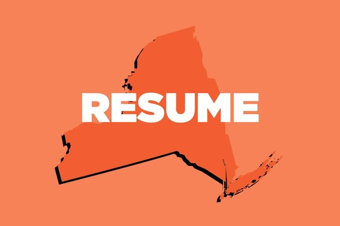 resume new york