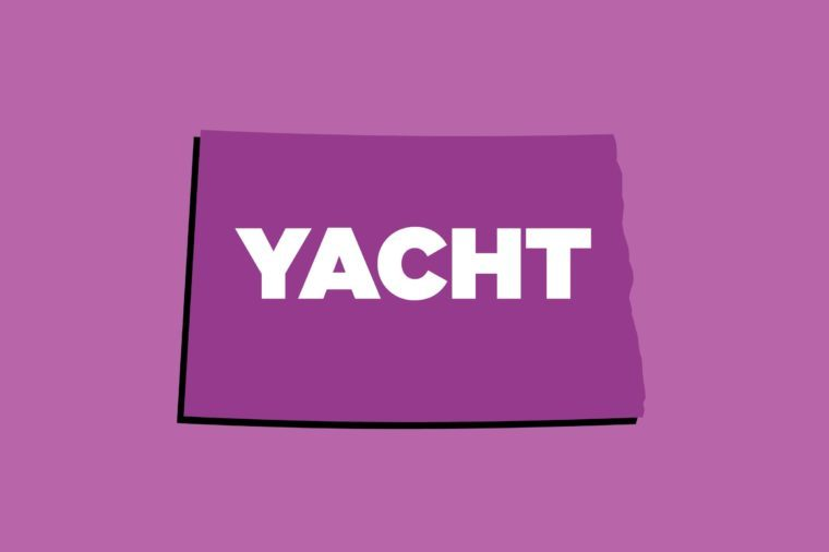 yacht north dakota