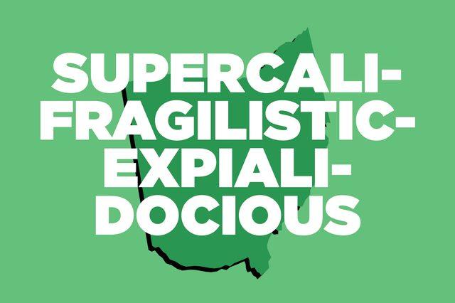 supercalifragilisticexpialidocious ohio
