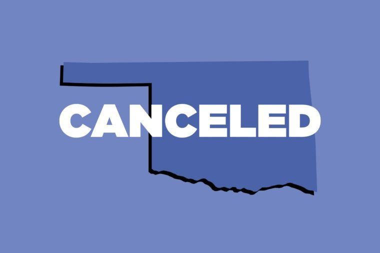 canceled oklahoma