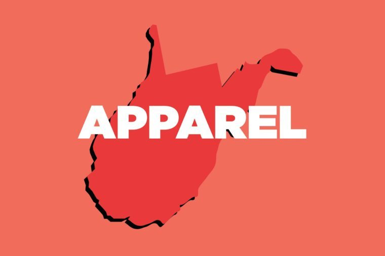 apparel west virginia