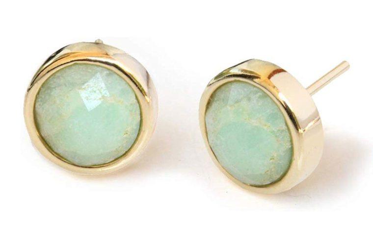 mint green earrings amazon prime gifts