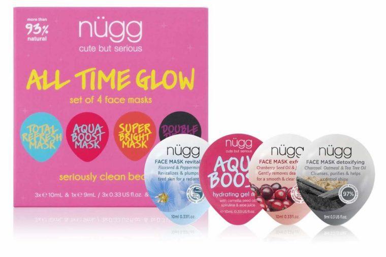 face mask glow kit