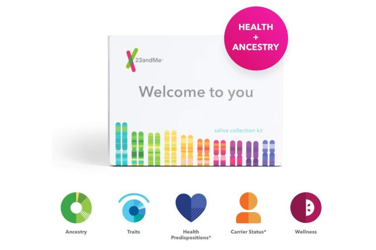 23andMe DNA test amazon prime gifts