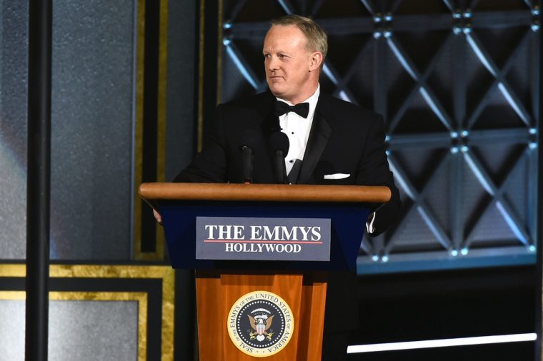 69th Primetime Emmy Awards, Show, Los Angeles, USA - 17 Sep 2017