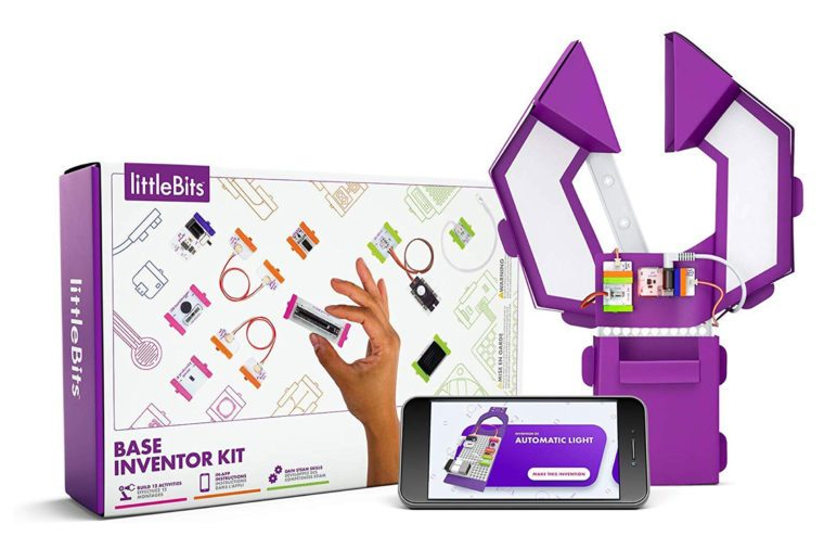 littlebits base inventor kit amazon prime gifts