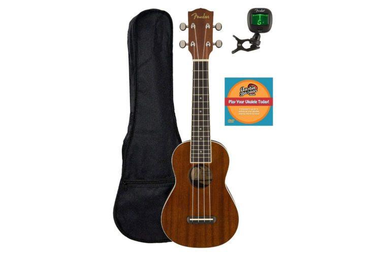 fender ukulele bundle amazon prime gifts