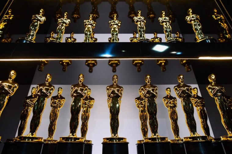 90th Annual Academy Awards, Backstage, Los Angeles, USA - 04 Mar 2018