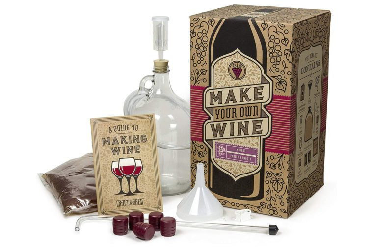 craft a brew make your own wine kit amazon prime gifts