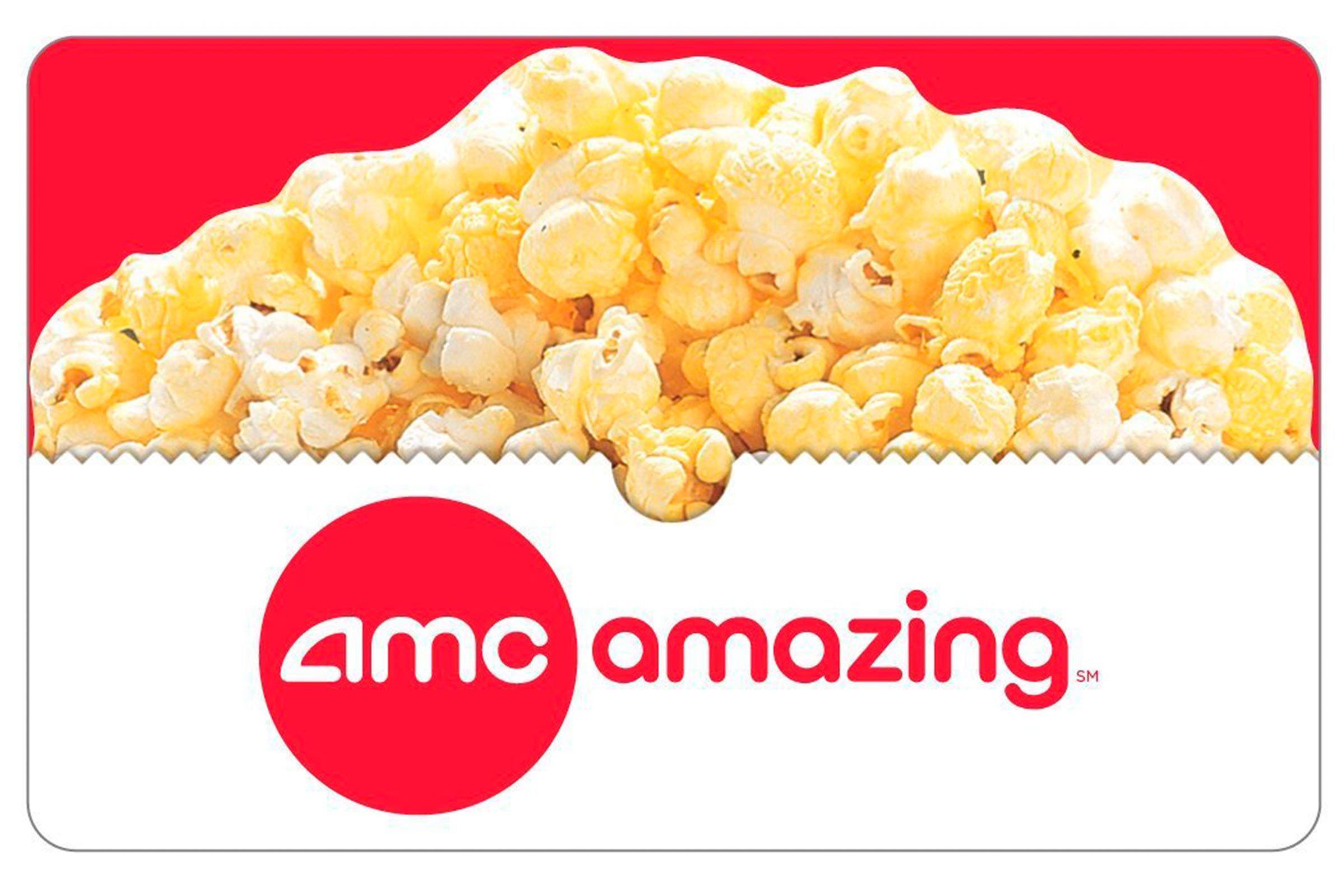 AMC giftcard