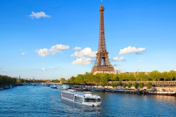 Adventures by Disney Seine River Cruises